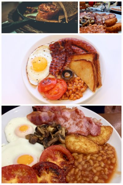 What is a Full English Breakfast & a Recipe
