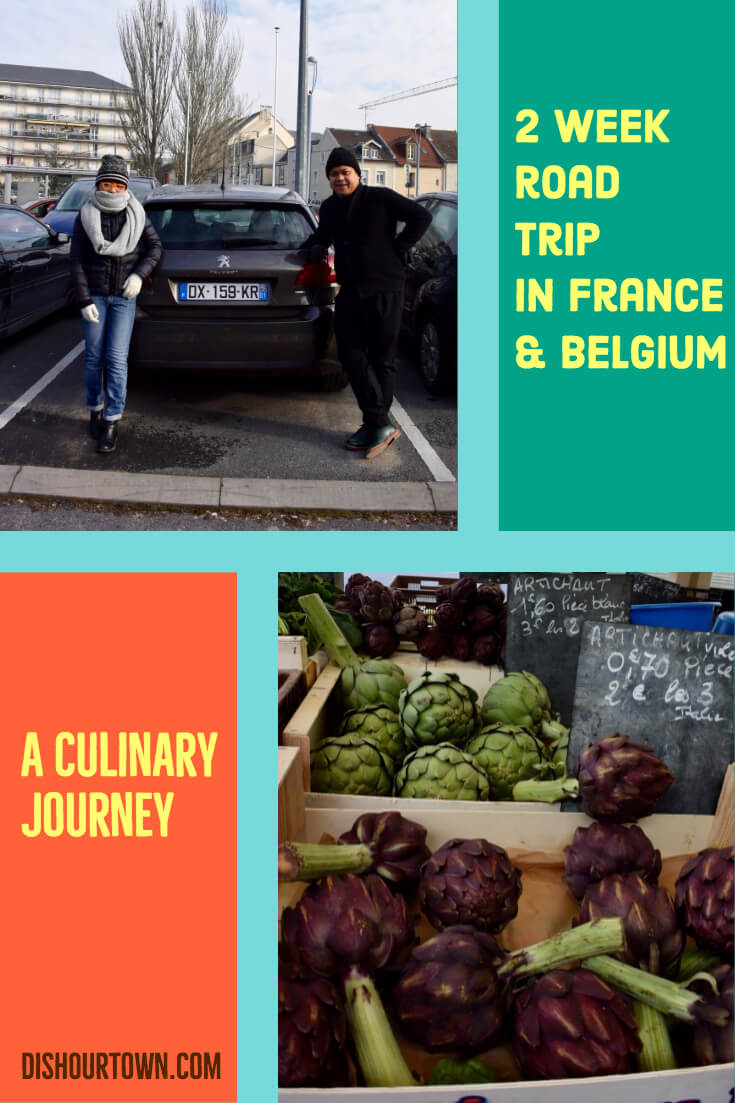 From Champagne to Beer, France to Belgium. A road trip that takes us to Paris, Reims, Brussels, Durbuy, Strasbourg, Lyon and back to Paris.