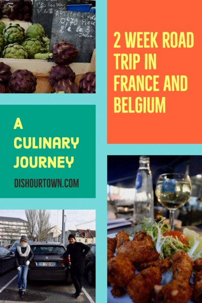 From Champagne to Beer, From France to Belgium – A Family Road Trip