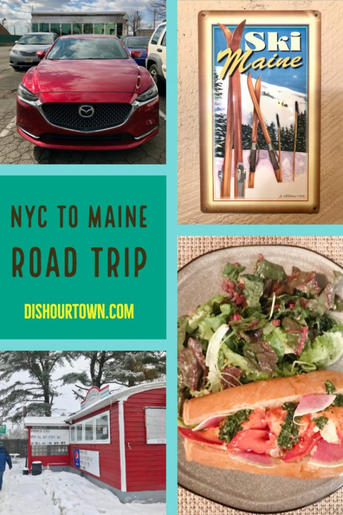 A Fun & Delicious Family Road Trip From New York to Maine #roadtrip #nyctomaine #mazda