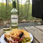 Grilled Ham & Cheese Sandwiches for a spring and summer picnic with CK Mondavi & Family Wines. #ckmondaviambassadors #CKmondaviWines #sweepstakes