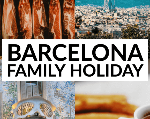 Traveling Barcelona as a family. What to eat, where to stay and what to do in Barcelona. #familytravel #barcelonafamilyvacation #VisitBarcelona